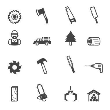 sawmill icons