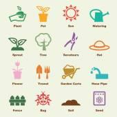 elementi di giardinaggio