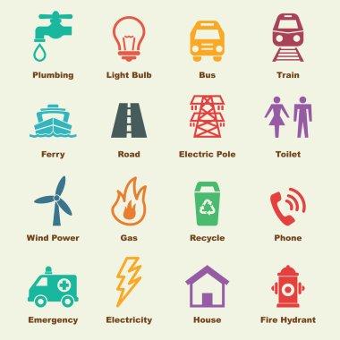 public utility elements