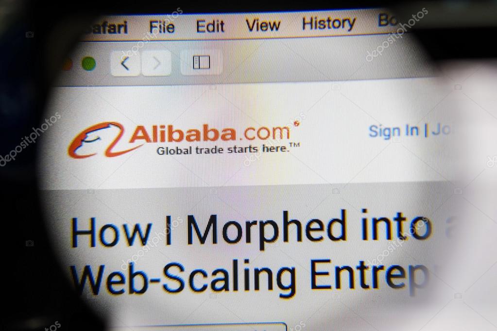 alibaba #hashtag