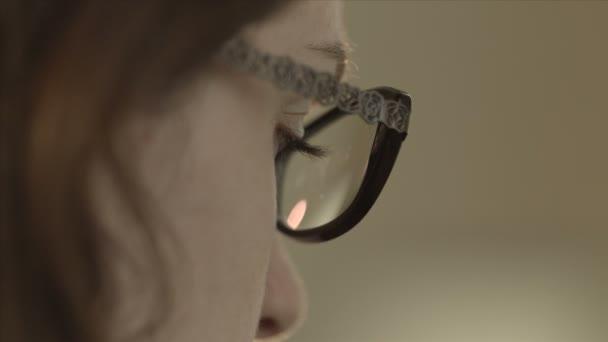 Brýle a oční