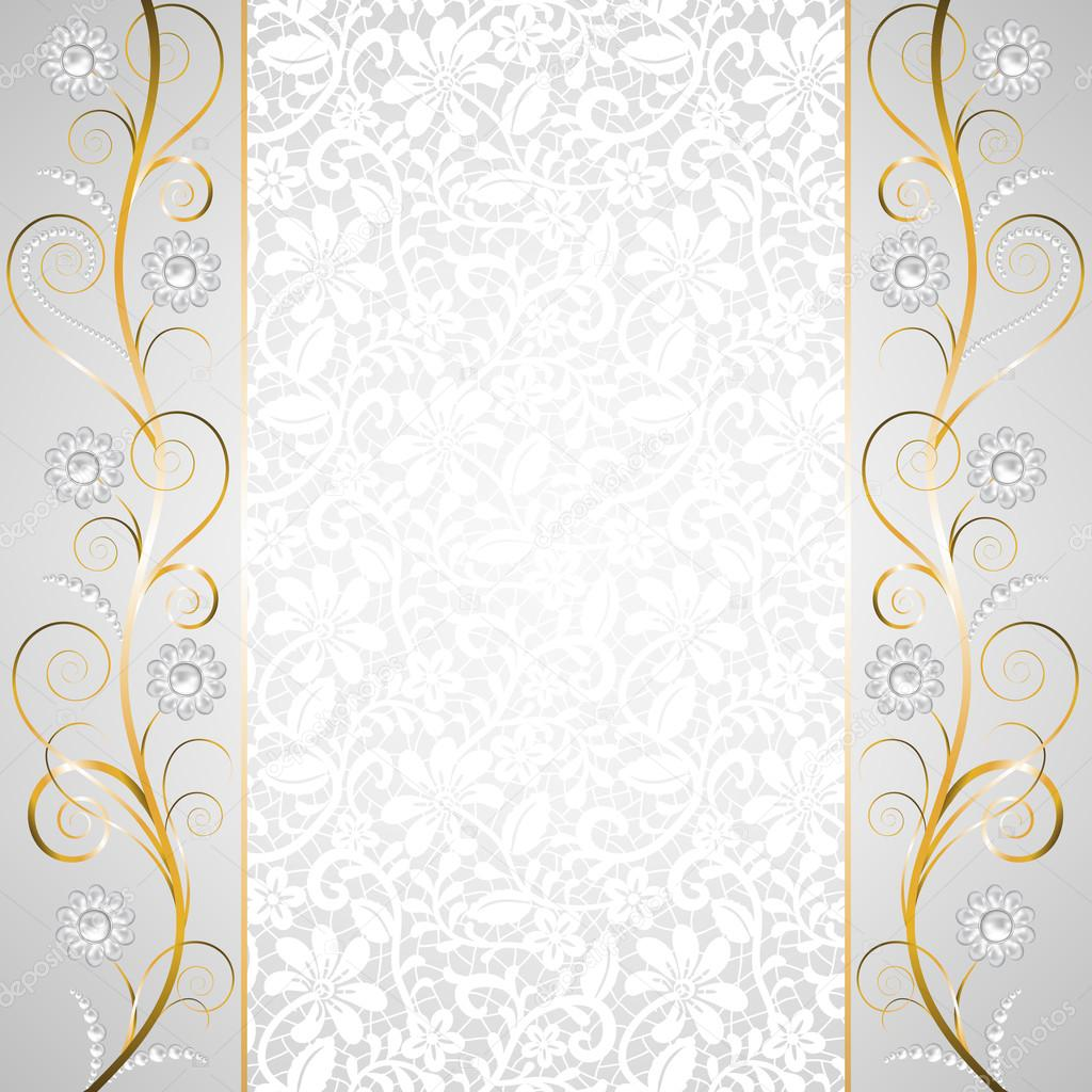 Jewelry border