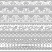 Photo lace borders