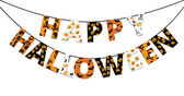 Halloween nápis