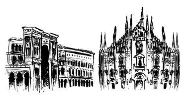 Duomo and Vittorio Emanuele II Gallery