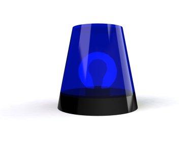 Flashing light beacon