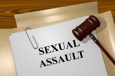 Sexual Assault concept
