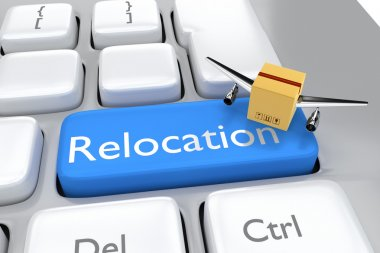 Relocation and shipping concept