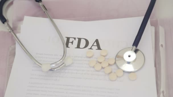 Reading FDA approved drugs documents