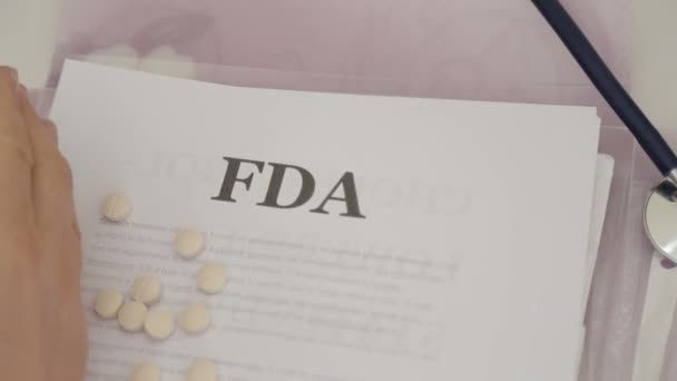 Reading FDA approved medical drugs papers