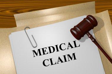 Medical Claim concept