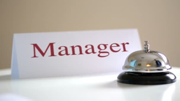 Manager service desk zvonek