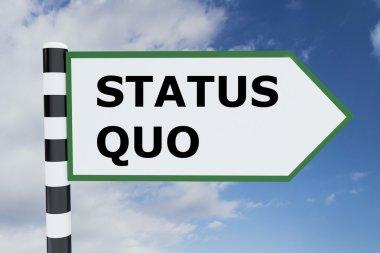 Status Quo concept