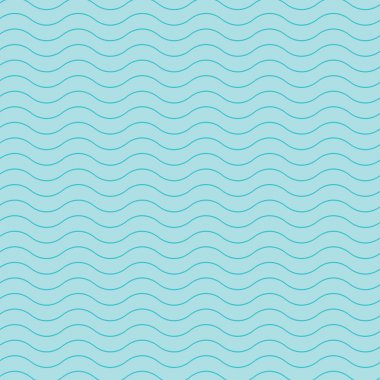 Wave pattern background. Vintage vector pattern.