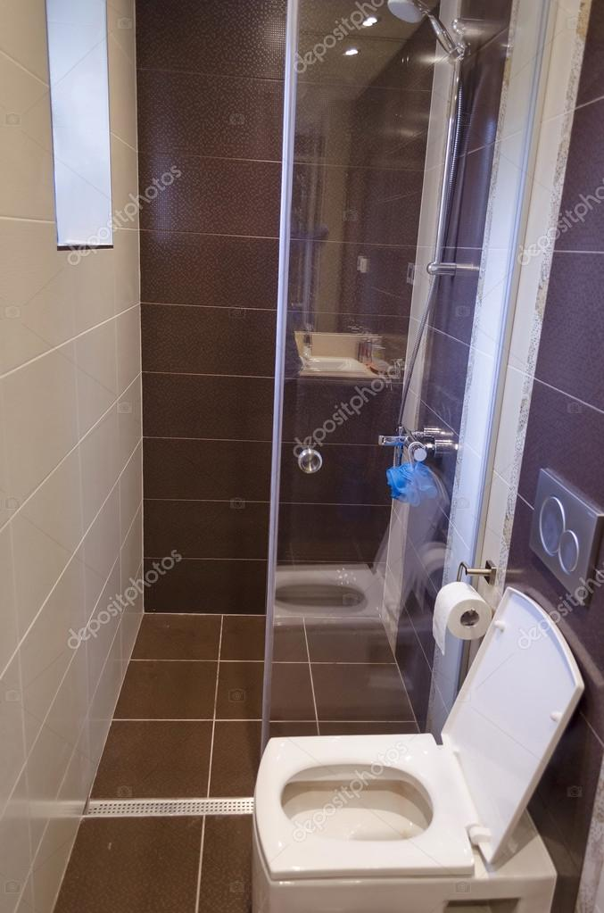 Badkamer en toilet — Stockfoto © vili4545 #58999841