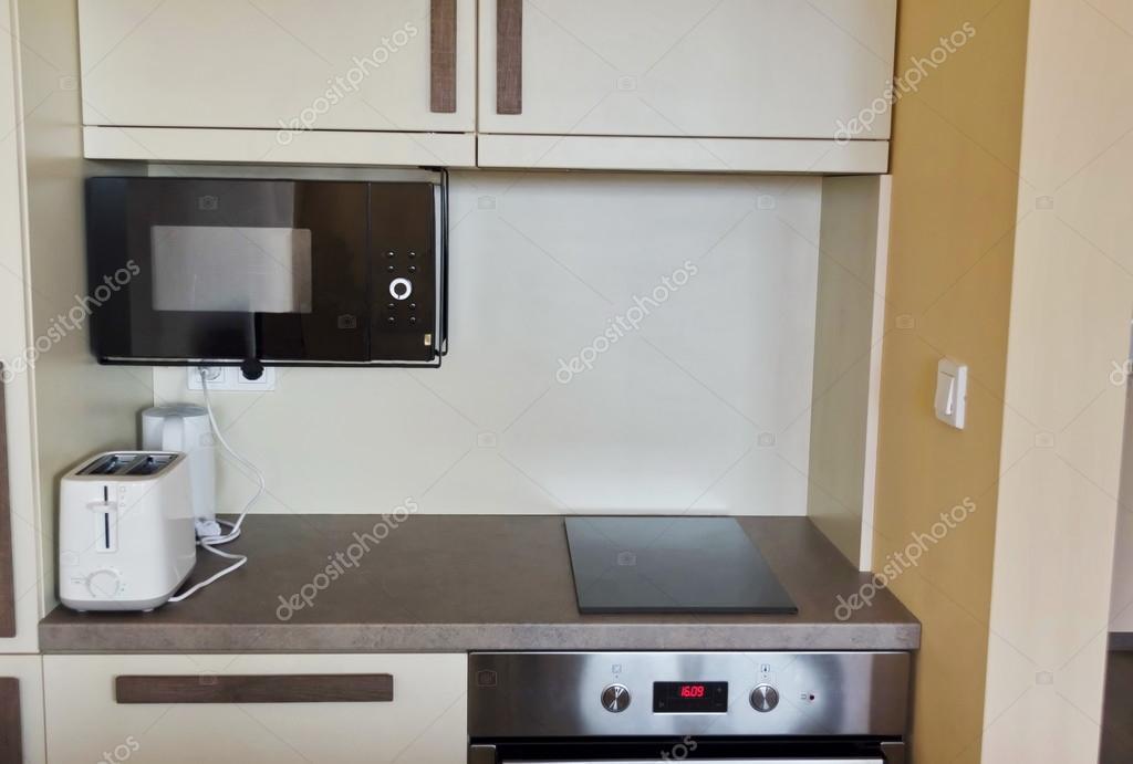 Verlichting Kleine Woonkamer : Deel voor keuken box in kleine woonkamer voor warmtebehandeling met