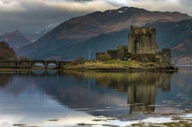 Eilean Donnan Castle Kyle of Lochalsh