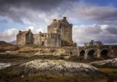 Photo Moody View of Eilean Donnan Castle
