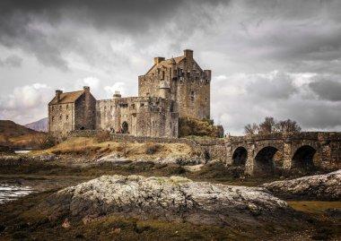 Eilean Donnan Castle Kyle of Lochalsh Scotland