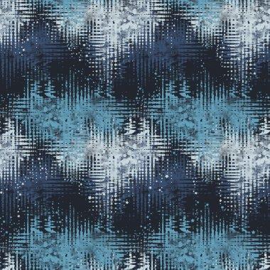 Vivid repeating seamless pattern