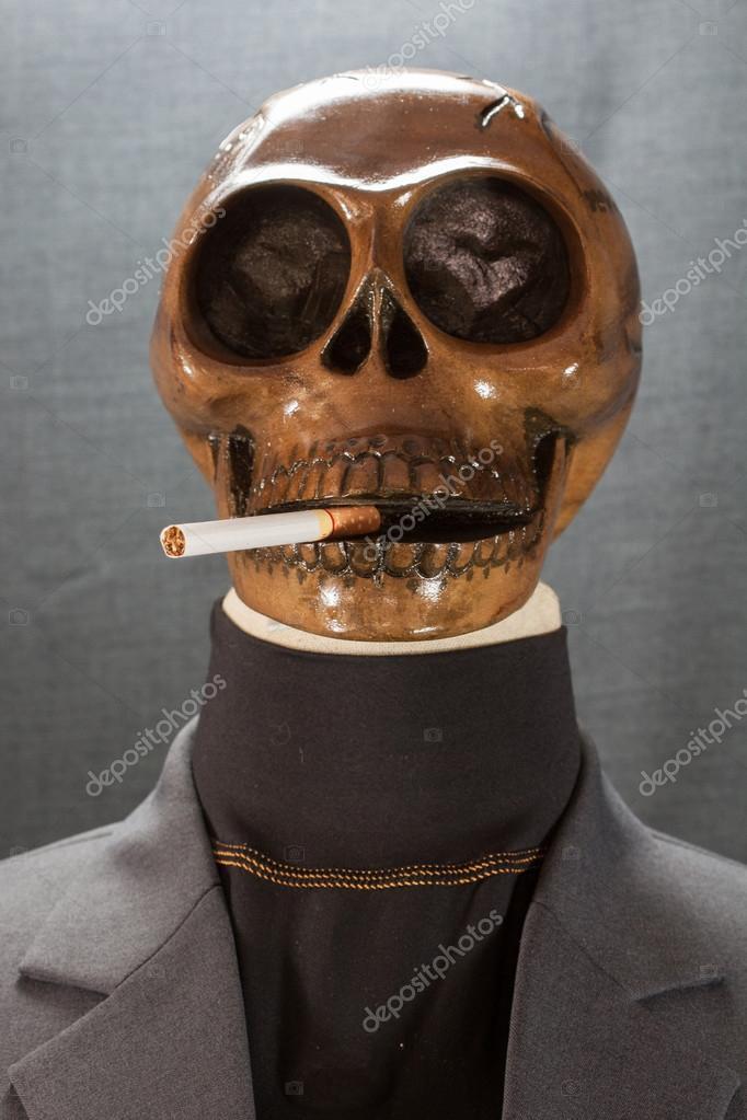 ne dohányozzon cigarettával)