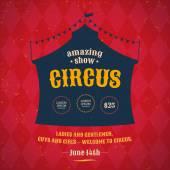Cirkuszi plakát