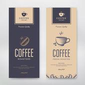 Káva obalový Design