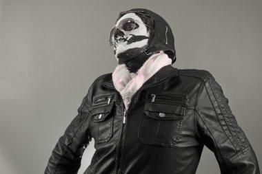 Aviator Skull