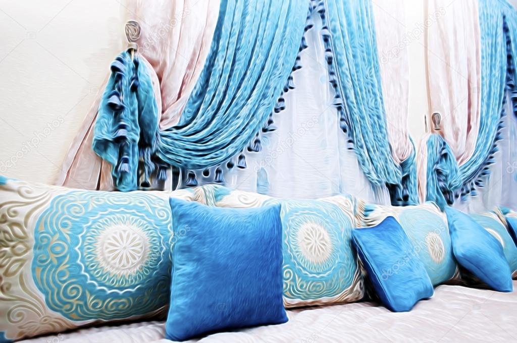 Image Of Traditional Arabic Living Room Photo By Depkasami