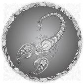 Fotografia zodiaco segno Scorpione