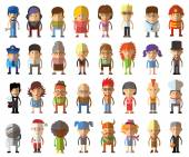 Photo Characters avatar icons