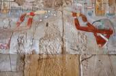Fényképek Karnak, Luxor Egyiptomban Ámon templomát
