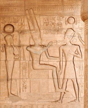 Ramses II at the Ramesseum, Luxor, Egypt