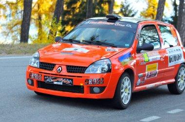 Swiss Car Rally