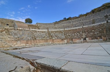 Roman grand theater at Ephesus