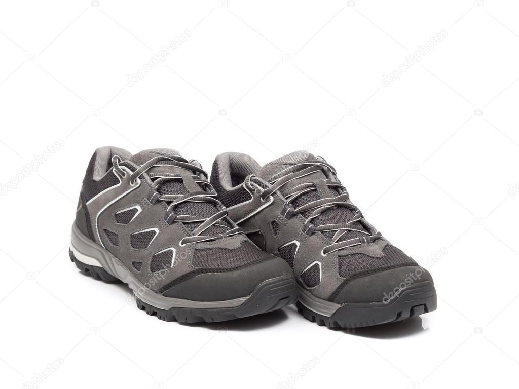 witte wandelschoenen