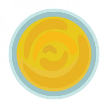 Sauce vector cartoon icon. Vector illustration seasoning on white background. Isolated cartoon illustration ligo of sauce. icon