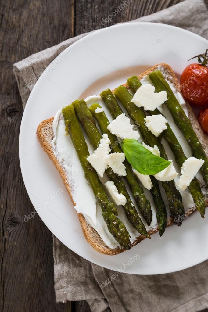 grön sparris nyttigt