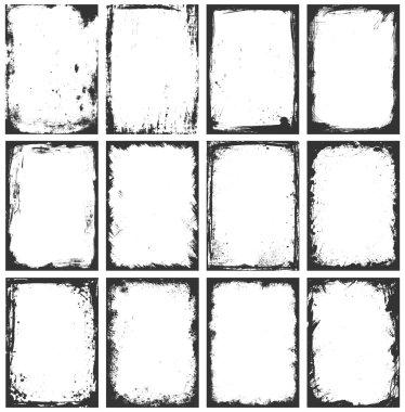 Grunge Frames