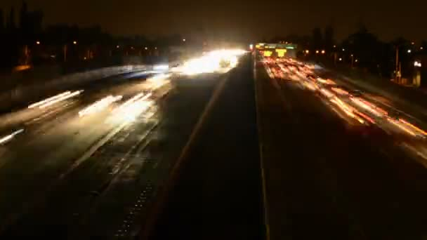 Freeway Traffic in Los Angeles