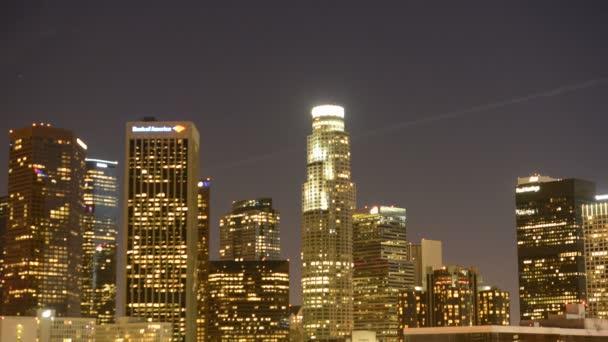Festői Downtown Los Angeles-i éjszaka