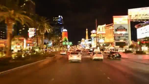 Časová prodleva provozu v Las Vegas