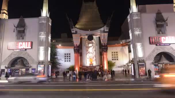 Hollywood Blvd éjjel