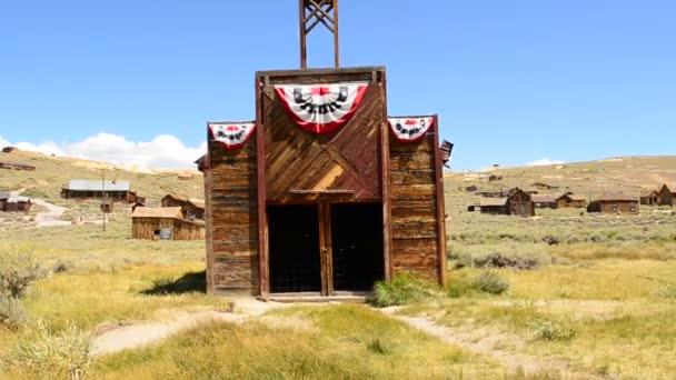 Bodie Kalifornie - Abandon hornické město duchů