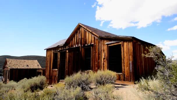 Malé městské muzeum v poušti