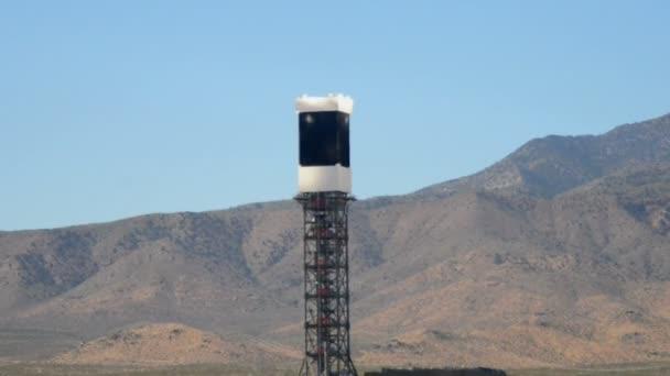 Progetto Ivanpah Solar Tower