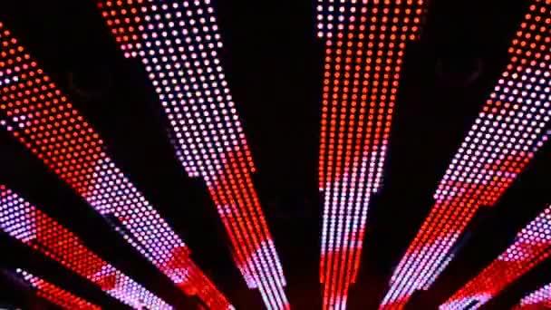Blinklichter auf dem Las-Vegas-Streifen