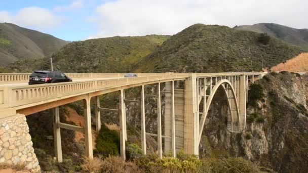 Bixby Creek Bridge, Big Sur Kalifornie