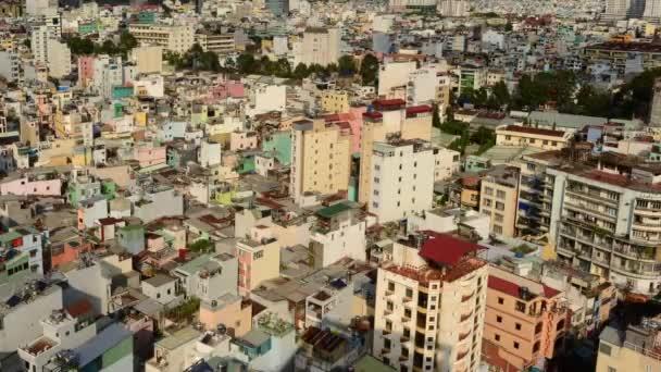 Ho Chi Minh Stadt Vietnam Stockvideo Mountairyfilms 73090149