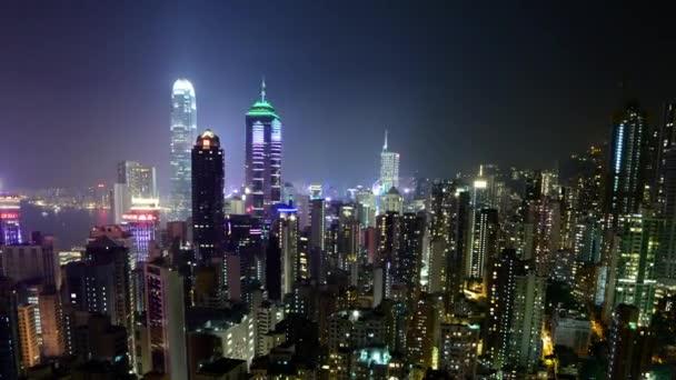 Time Lapse of Hong Kong Skyline
